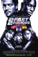 poster from 2 fast 2 furious