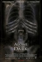 poster from alone in the dark