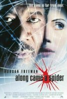 poster from along came a spider