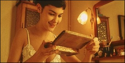 amelie - a shot from the film