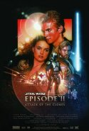 poster from star wars - episode ii: attack of the clones