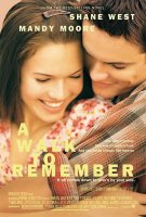 poster from a walk to remember