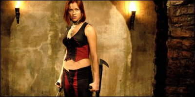 bloodrayne - a shot from the film