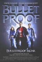 poster from bulletproof monk