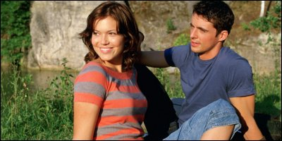 chasing liberty - a shot from the film