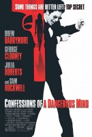 poster from confessions of a dangerous mind