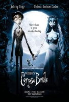 poster from tim burton's corpse bride