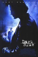 poster from dark blue