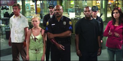dawn of the dead - a shot from the film