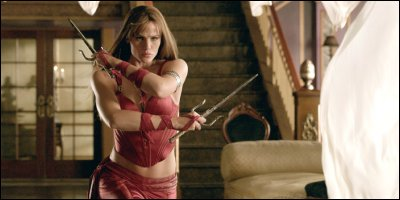 elektra - a shot from the film
