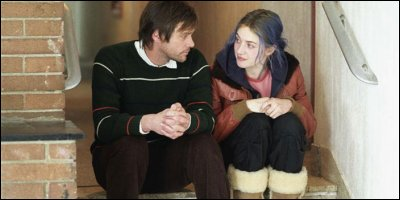 eternal sunshine of the spotless mind - a shot from the film