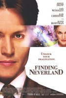 poster from finding neverland