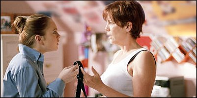 freaky friday - a shot from the film