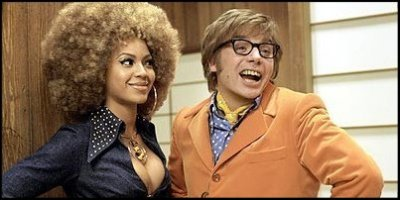 austin powers in goldmember - a shot from the film