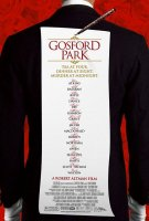 poster from gosford park