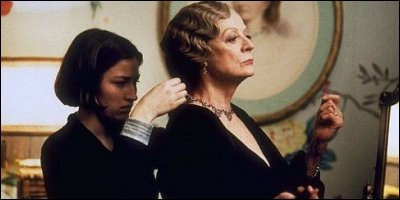 gosford park - a shot from the film