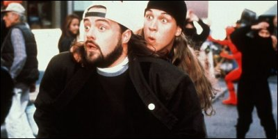 jay and silent bob - a shot from the film