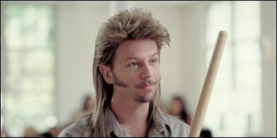 joe dirt - a shot from the film