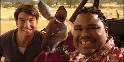 kangaroo jack - a shot from the film