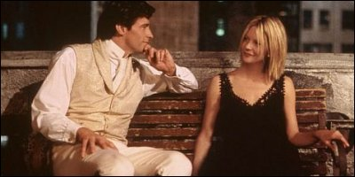 kate & leopold - a shot from the film