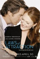 poster from laws of attraction