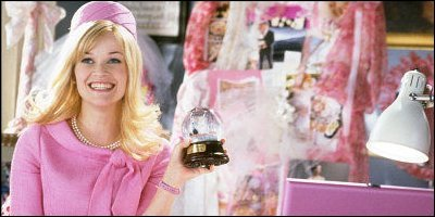 legally blonde 2 - a shot from the film