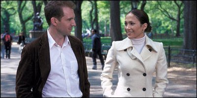 maid in manhattan - a shot from the film
