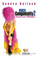 poster from miss congeniality 2: armed and fabulous