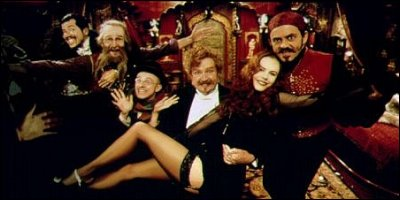 moulin rouge - a shot from the film