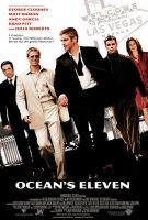 poster from ocean's eleven