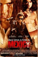 poster from once upon a time in mexico