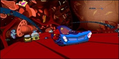 osmosis jones - a shot from the film