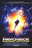 poster from paycheck