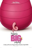 poster from piglet's big movie