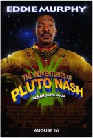 poster from the adventures of pluto nash