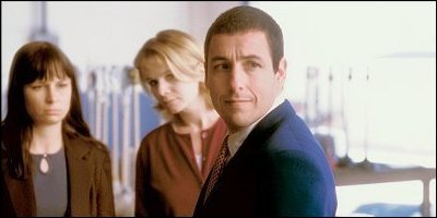 punch-drunk love - a shot from the film