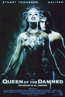 poster from queen of the damned