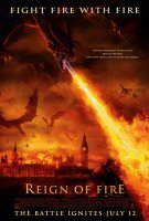 poster from reign of fire