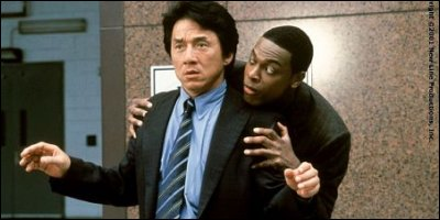 rush hour 2 - a shot from the film