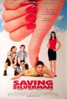 poster from saving silverman