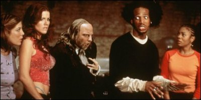 scary movie 2 - a shot from the film