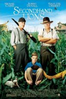 poster from secondhand lions