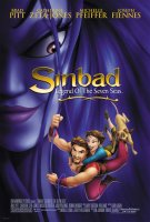 poster from sinbad: legend of the seven seas