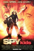 poster from spy kids