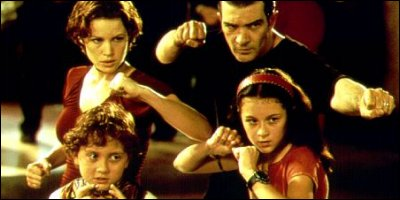 spy kids - a shot from the film