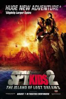 poster from spy kids 2: the island of lost dreams