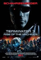 poster from terminator 3: rise of the machines