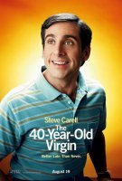 poster from the 40 year old virgin