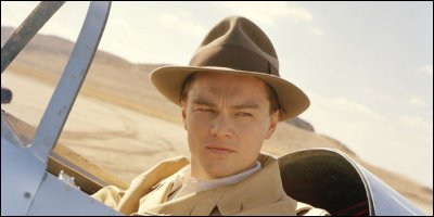 the aviator - a shot from the film