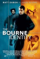 poster from the bourne identity